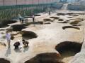 五千年前的米家崖遗址 发现中国最早夯土建筑