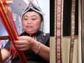 畲族非遗彩带传承者——蓝延兰