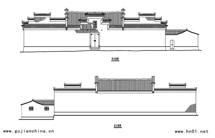 寺院设计图纸