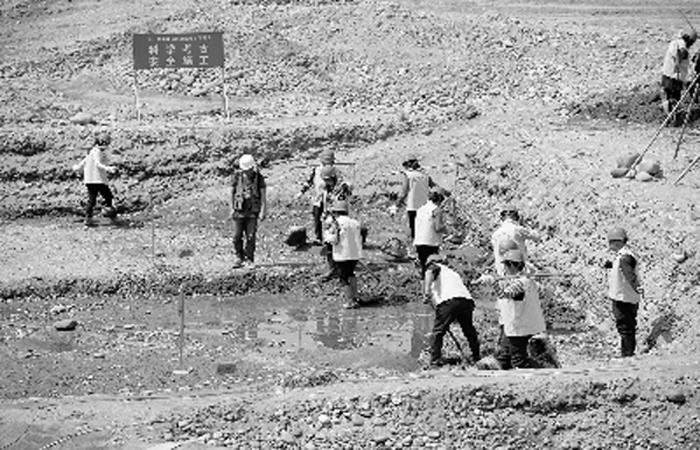 """重大考古发现:张献忠江口沉银""""传说被证实"""