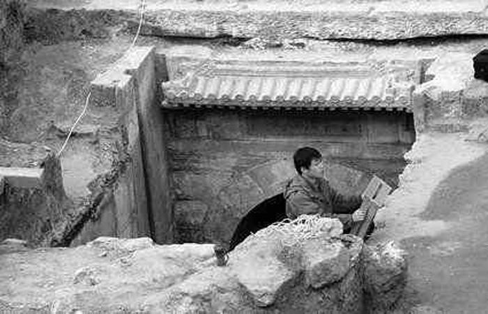 南京挖出明代太监墓,墓主多次参与郑和七下西洋