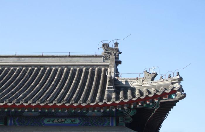 中国古代的建筑艺术,美得惊心动魄!