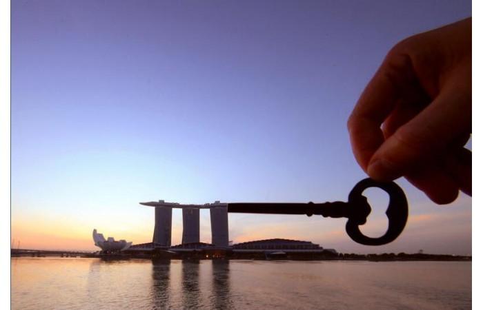 当剪纸遇上建筑 男子创意摄影玩坏全球地标