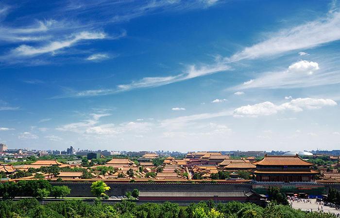 北京古建筑 一座城的万千故事