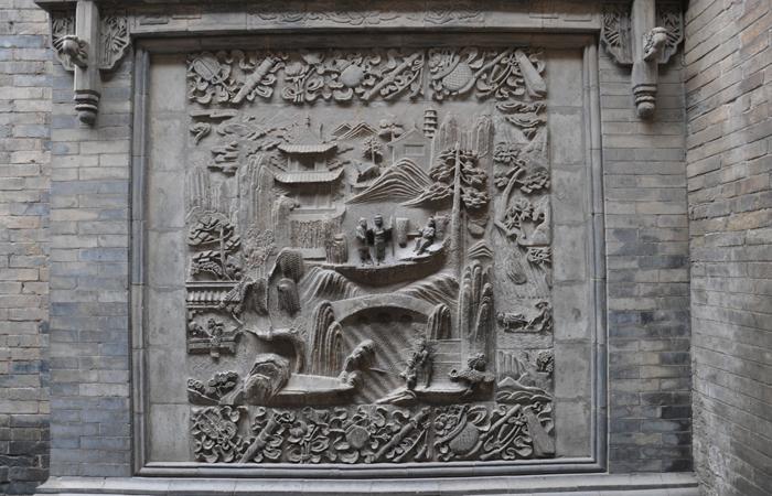 中国古建砖雕知识