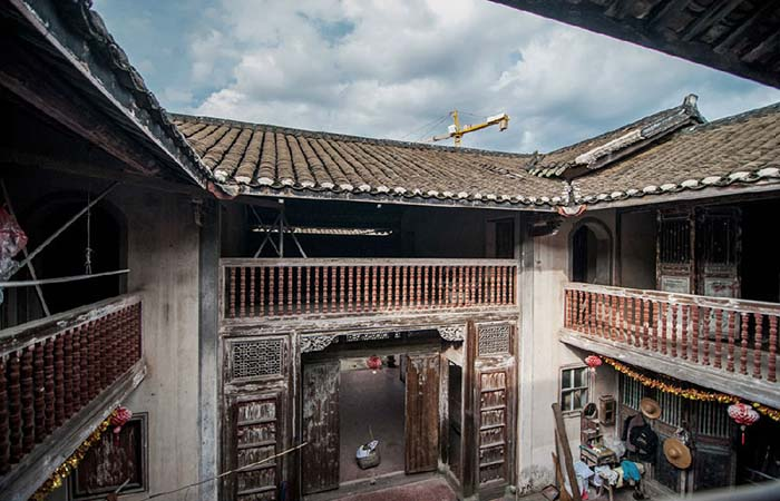 客家建筑与风水文化