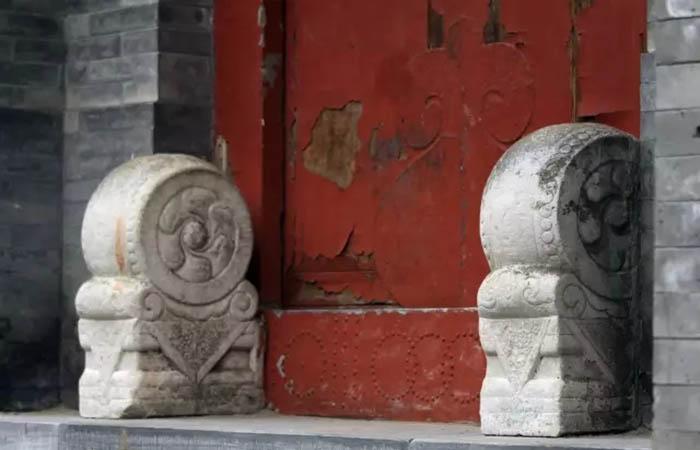 抱鼓石——中国古建艺术之美