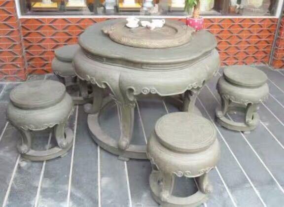 仿古石桌椅_仿古石桌椅价格_仿古石桌椅报价--惠安县崇武古铭石雕厂