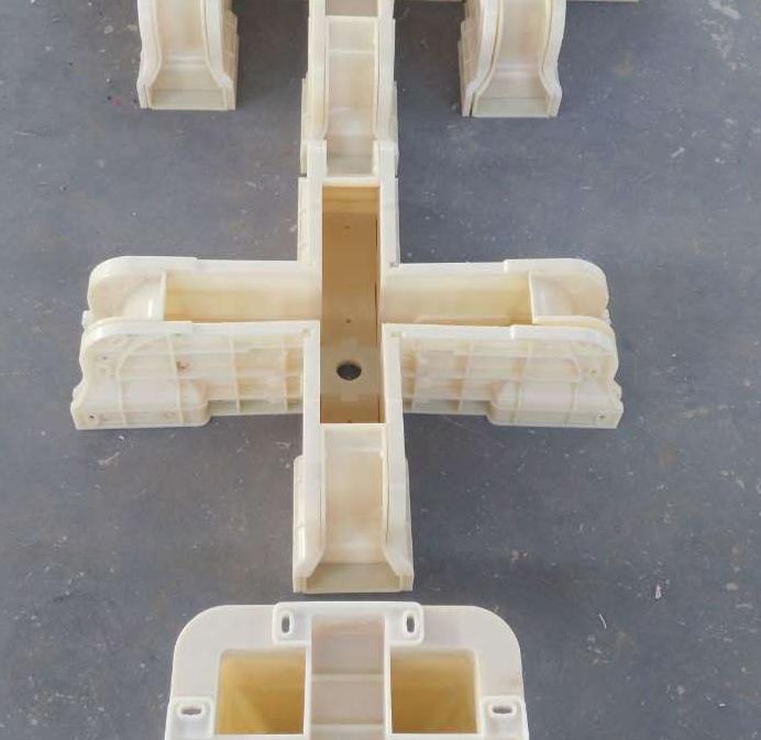斗拱模具_塑料斗拱模具_三踩全斗平身科--信阳市天艺模具有限公司