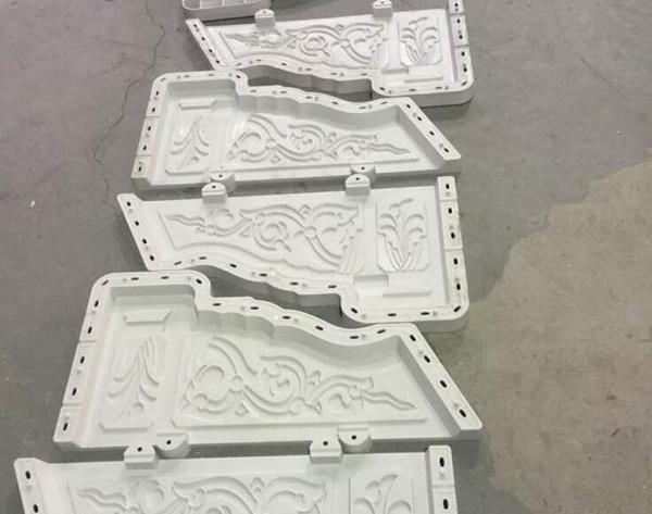 雀替模具 塑料模具 古建筑模具 76cm--信阳市天艺模具有限公司