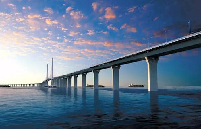 中国桥——五年内新建九万座桥梁