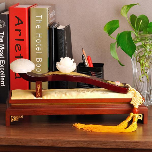 玉石工艺摆件家居商务玉器礼品家居风水摆件--上海臻尚工艺礼品有限公司
