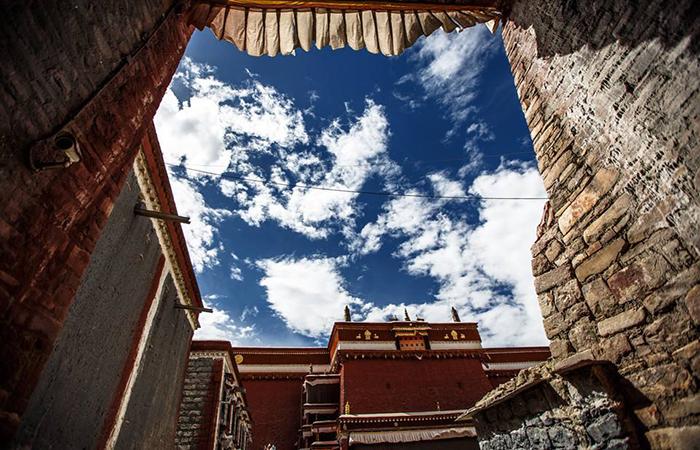 中国建筑——喇嘛寺院