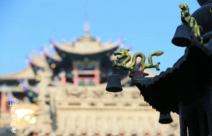 宁夏高庙:中国古建筑的经典之作