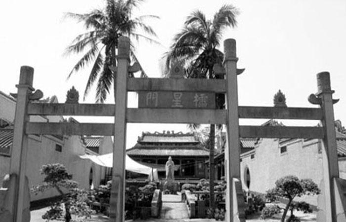 文昌孔庙:海南保存最完整古建筑群