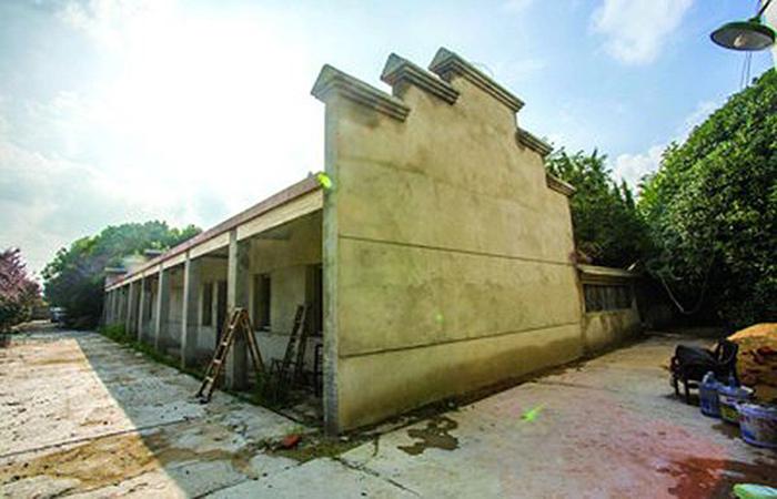 李鸿章家庙修缮月底完工 文物将告别风吹雨淋