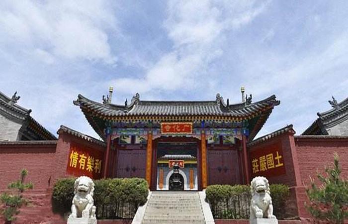 五台县古建筑——五台山广化寺