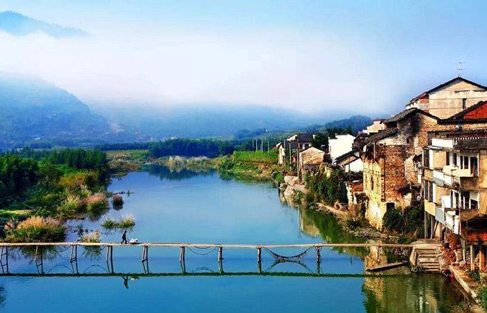 浙江的旅游小镇值得全国借鉴