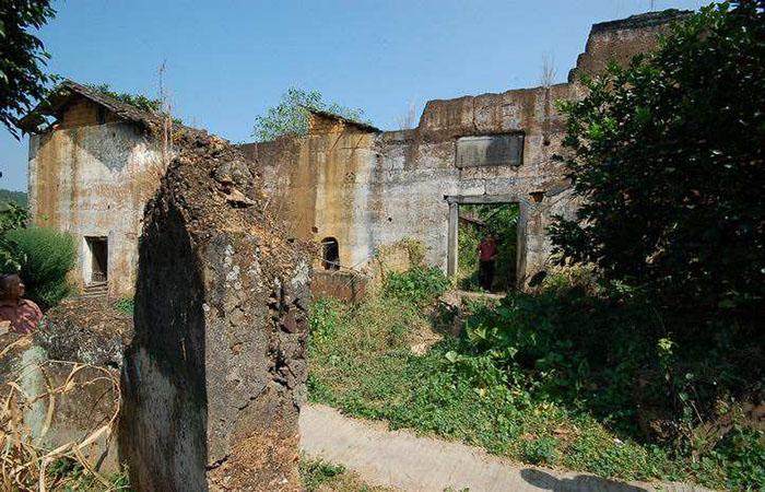 广东粤赣古道旁现清古塔遗址 有望打造乡村公园