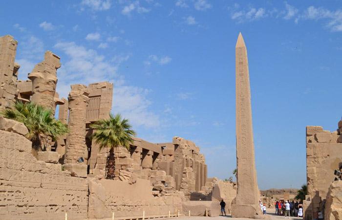 【海外】埃及出土4300年前方尖碑残块