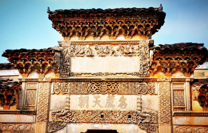 江西金溪三年抢救性保护古建筑400余幢