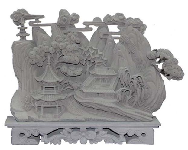 临夏砖雕摆件_临夏祥泰古建手工优质精装砖雕 馈赠佳品
