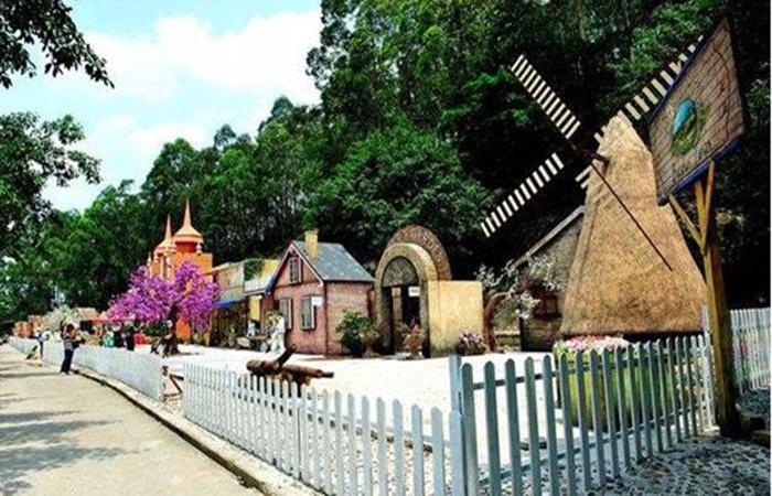 东莞旅游要有新地标了! 未来大岭山将建文旅特色小镇