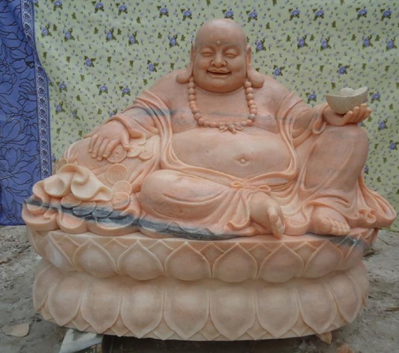 人物雕塑(石雕)系列--新辉工艺石雕厂