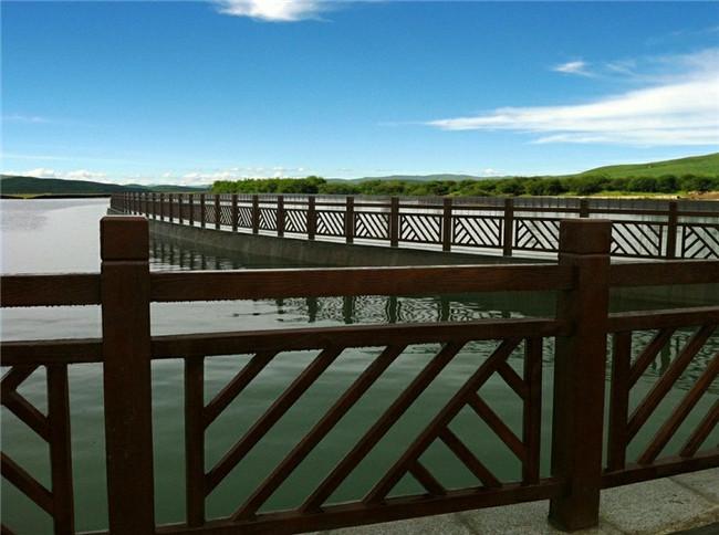 户外仿木栏杆_仿木栏杆价格_仿木栏杆厂家定制--重庆铸迪栏杆厂