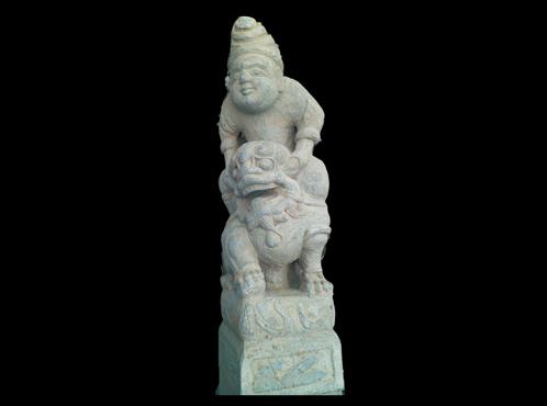 石雕作古栓马桩_图片_价格--新绛县玉顺石雕工艺品有限公司