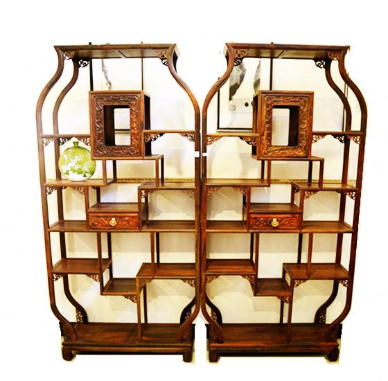 书房柜子柜架可咨询定制柜子系列--北京市君德益红木家具有限责任公司