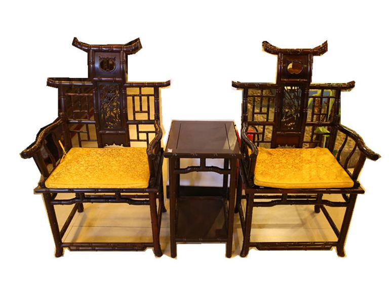 古典座椅套装系列实木可定制--北京市君德益红木家具有限责任公司