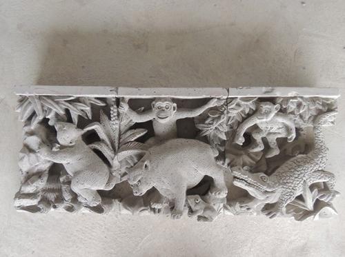 古典青砖砖雕_动物砖雕图案--山西北方古建砖雕有限公司