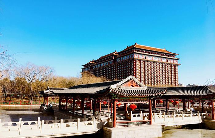 中国古建筑文化如何立足于现代建筑文化?