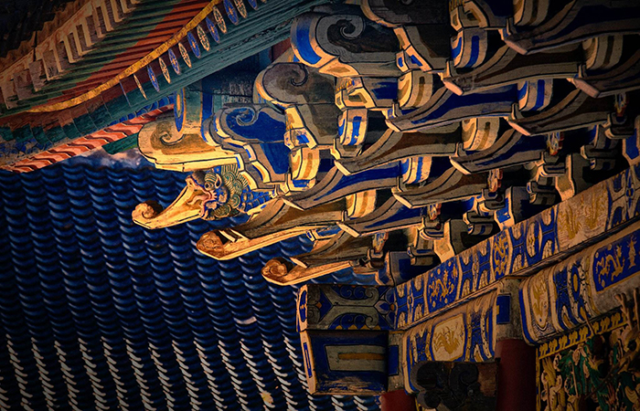 """中国古建筑与哲学:实用与""""便生""""的理性精神"""