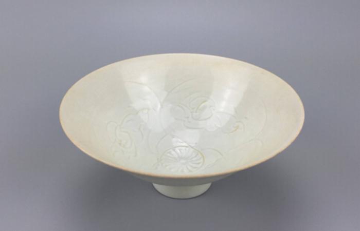 浅谈宋代湖田窑影青瓷的工艺特色