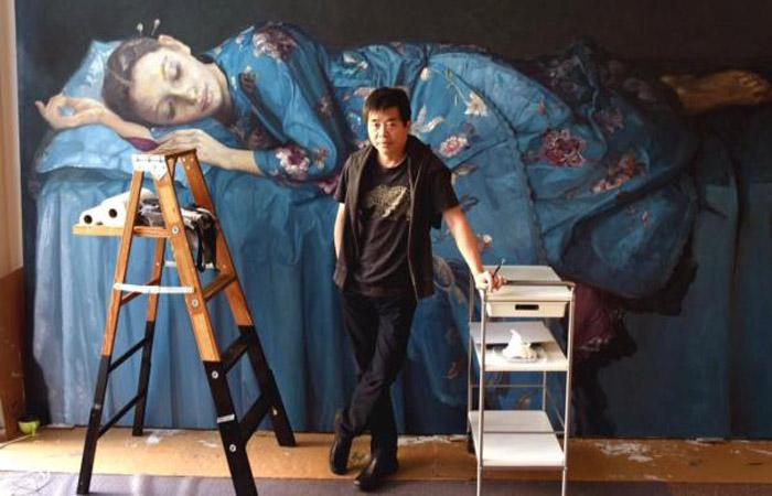 艺术不管如何变化都是建立在民族文化上