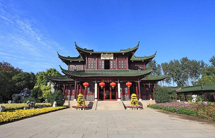 扬州上榜历史建筑保护利用试点