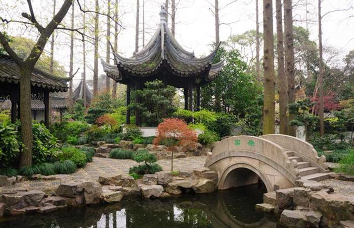 曲水园——上海五大古典园林之一