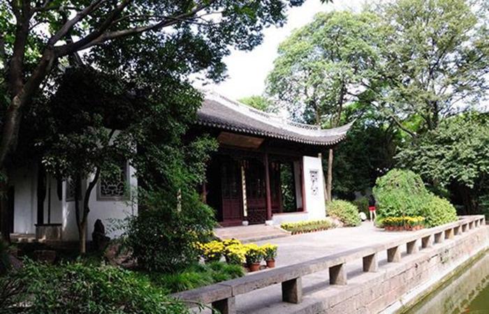 秋霞圃——上海嘉定私家园林