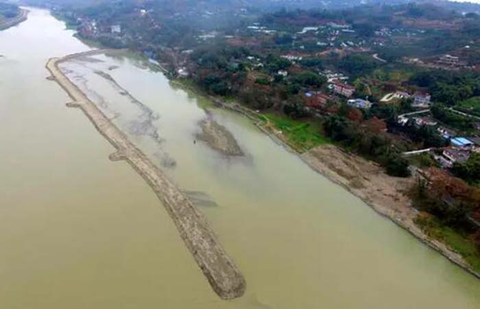 张献忠江口沉银考古第二阶段水下挖掘工作即将开始