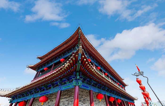 儒家文化思想与中国建筑景观设计(一)