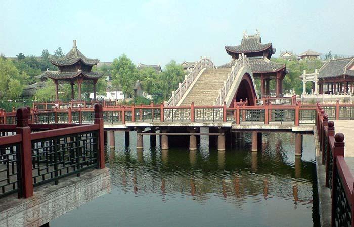 儒家文化思想与中国建筑景观设计(二)