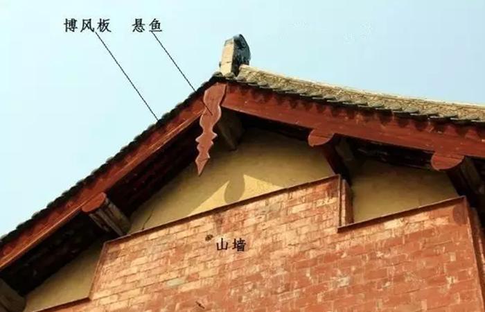 悬鱼——中国古建筑上的美丽明珠