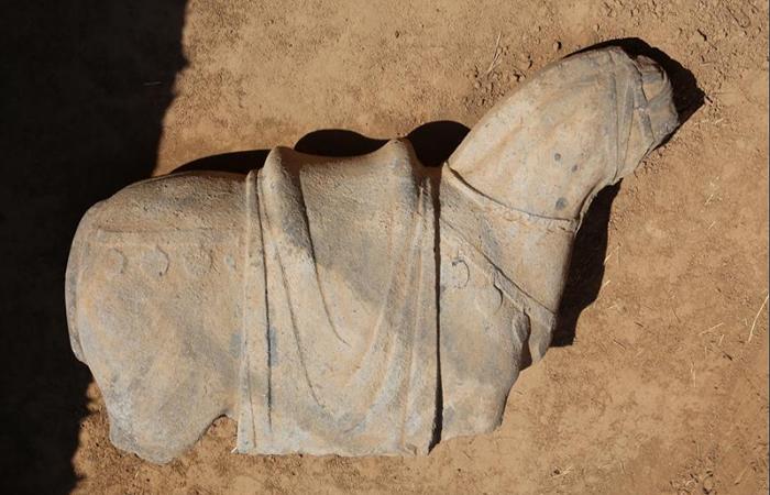 陕西考古:发现现存最大唐代陵园建筑基址