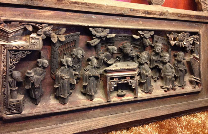 建筑文化|中国古建筑中的木作装饰