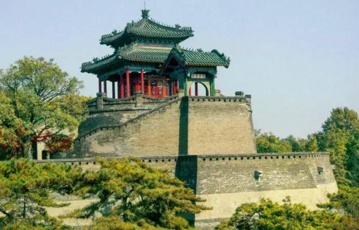 玉砌雕阑丨中国传统园林建筑中的台
