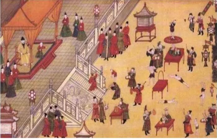 中国古代春节后是这样上班的!