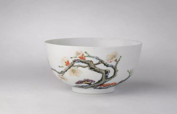 中国陶瓷史︱清朝康熙和雍正时期的粉彩瓷