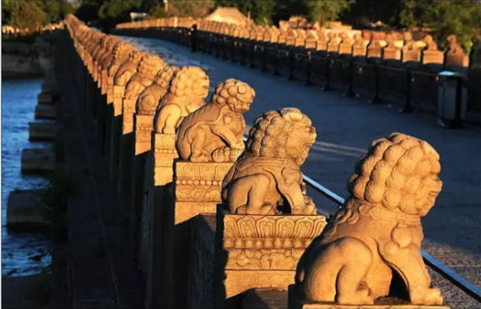 石雕艺术︱中国古建筑石雕分类详情
